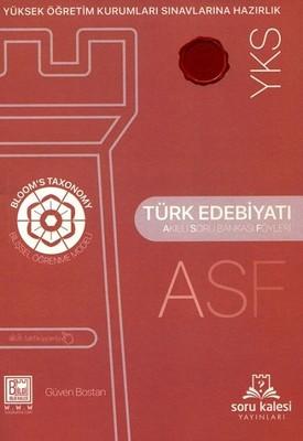 YKS Türk Edebiyatı Akıllı Soru Bankası Föyleri