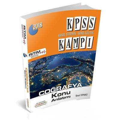 KPSS Genel Yetenek Genel Kültür Coğrafya Konu Anlatımlı