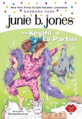 Junie B. Jones ve Keyifli Ev Partisi