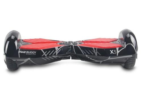 Voıt Buggy X3 Elektrıkli Scooter Siyah Spıder