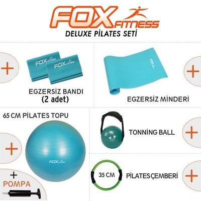 Fox Fitness Pilates Delux Set