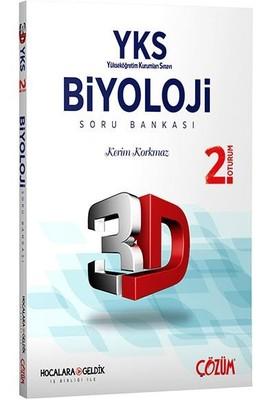 YKS 2.Oturum 3D Biyoloji Soru Bankası