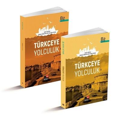 Türkçeye Yolculuk B2 Seti-2 Kitap Takım