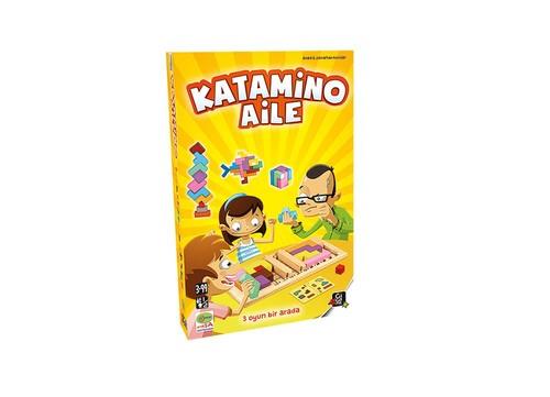 Gigamic Kutu Oyunu Katamino Aile 3 99 Yaş GZKF