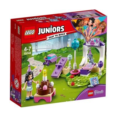 Lego Juniors Emma'nın Evcil Hayvan Partisi