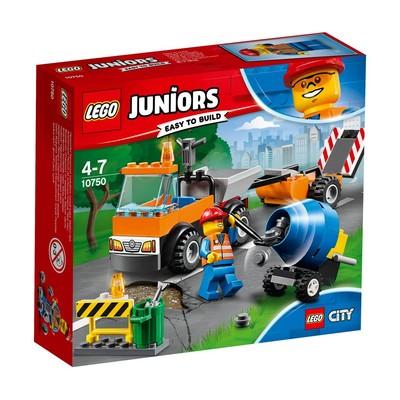 Lego Juniors Yol Bakım Kamyonu