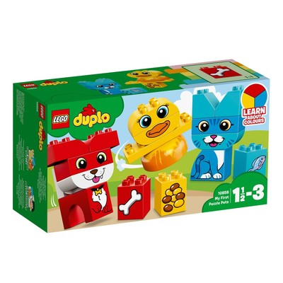 Lego-Duplo My First Puzzle Pets