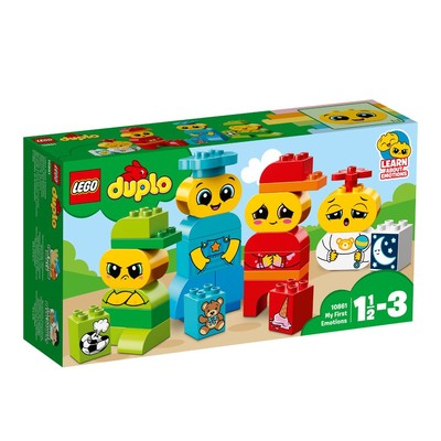 Lego Duplo My First Emotions 10861