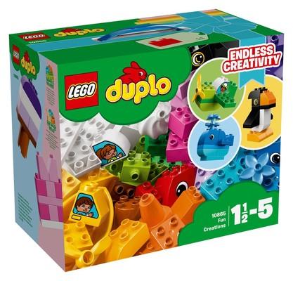 Lego Duplo Eğlenceli Yapımlar