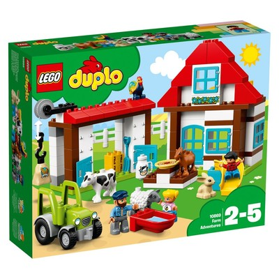Lego-Duplo Çiftlik Maceraları