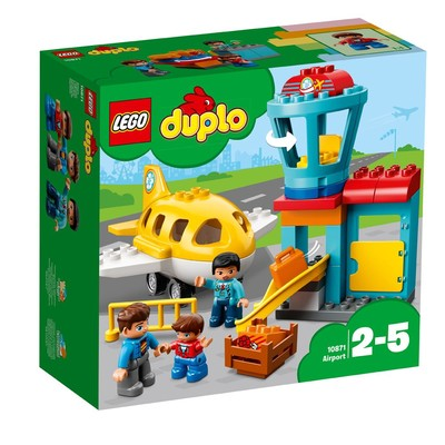 Lego-Duplo Town Airport