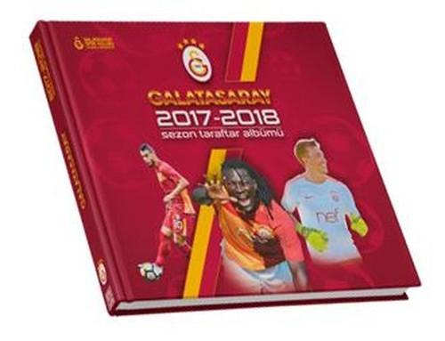 Galatasaray 2017-2018 Sezon Taraftar Albüm