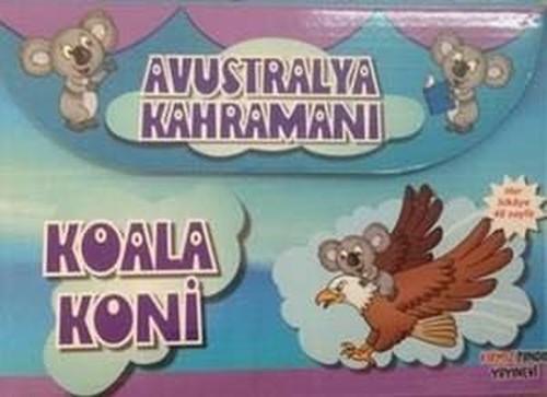 Koala Koni-Avustralya Kahramanı 8 Kitap Takım