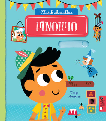 Pinokyo-Klasik Masallar