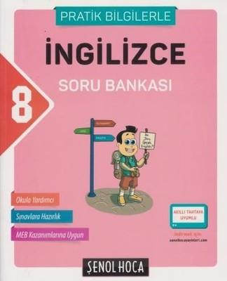 8.Sınıf T.C. İngilizce Soru Bankası Pratik Bilgilerle