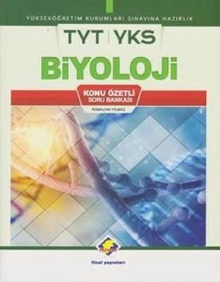 TYT-YKS Biyoloji Konu Özetli Soru Bankası