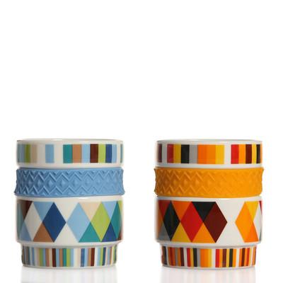Top Choıce Wafer 2li Porselen Kupa Set