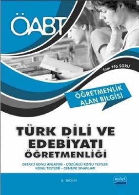 ÖABT Türk Dili ve Edebiyatı-Öğretmenlik Alan Bilgisi