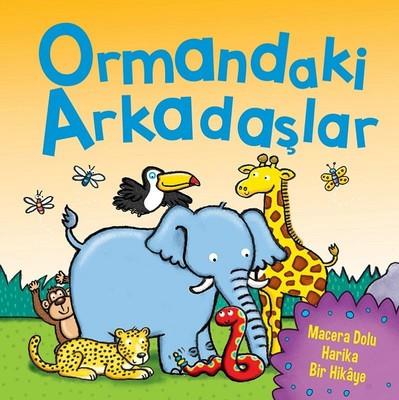 Ormandaki Arkadaşlar-Dokun Hisset