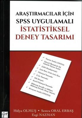 Araştırmacılar İçin SPSS Uygulamalı İstatistiksel Deney Tasarımı