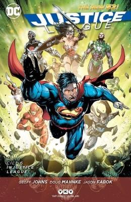 Justice League Cilt 6-Injustice Lea