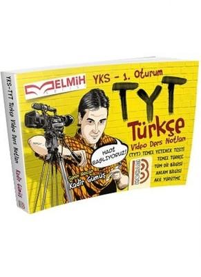 2018 YKS-TYT Türkçe Video Ders Notları 1.Oturum