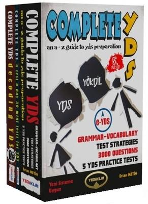 YDS-YÖKDİL Complete Modüler Set