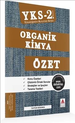 YKS 2.Oturum Organik Kimya Özet