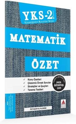 YKS 2.Oturum Matematik Özet