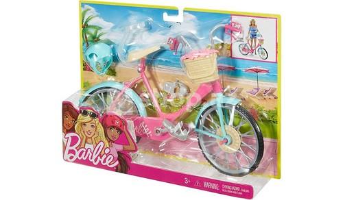Barbie Bebek'in Bisikleti DVX55