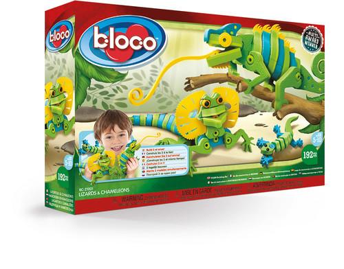 Bloco-Lizards&Chamleleons