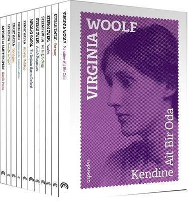 Modern Dünya Klasikleri Seti-11 Kitap Takım