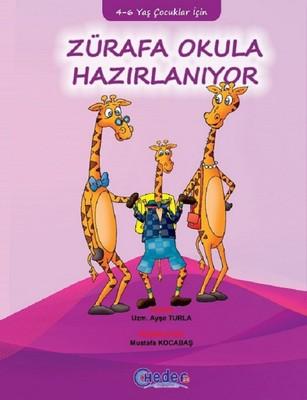 Zürafa Okula Hazırlanıyor