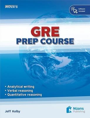 Nova's Gre Prep Course+Software