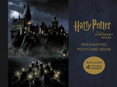 Postcard Book Harry Potter and the Sorcerer's Stone Enchanted