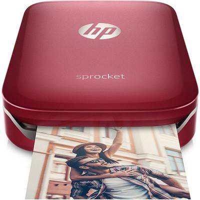 HP Sprocket Fotoğraf Yazıcısı Z3Z93A Kırmızı