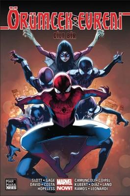 Yeni Amazing Spider-Man Cilt 2-Örümcek Evreni 1