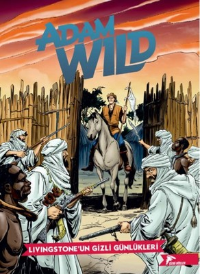 Adam Wild 2-Livingstone'un Gizli Günlükleri