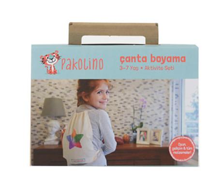Pakolino-Hobi Set Çanta Boyama W/