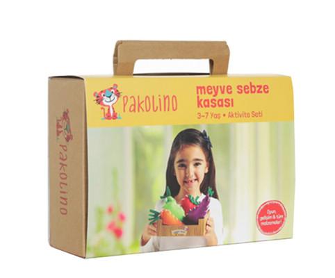 Pakolino-Hobi Set Meyve Kasası W/