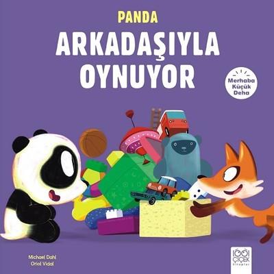 Panda Arkadaşıyla Oynuyor-Merhaba K