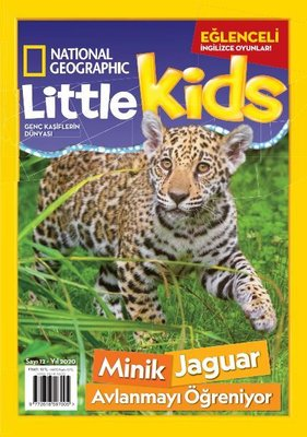National Geographic Little Kids - Nisan 2020