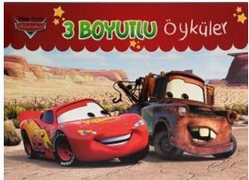 Disney Arabalar-3 Boyutlu Öyküler