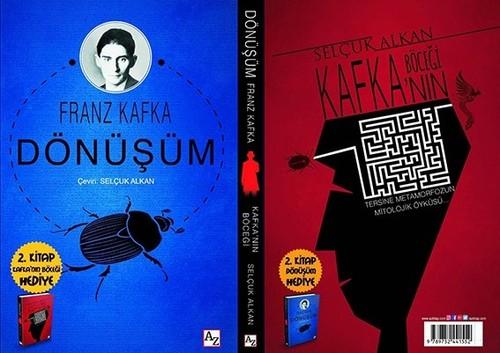 Dönüşüm-Kafka'nın Böceği 2 Kitap Ta