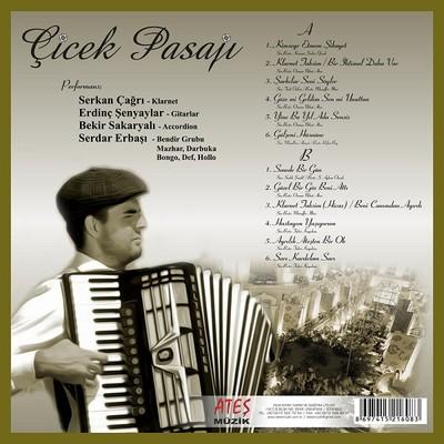 Various Artists Çiçek Pasajı Plak