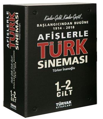 Afişlerle Türk Sineması-2 Cilt Takım Kutulu