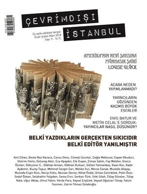 Çevrimdışı İstanbul Dergisi Sayı 9