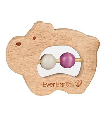 Everearth-Ahşap Oyn.Boncuklu Hipo