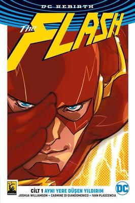 DC Rebirth-Flash Cilt 1-Aynı Yere Düşen Yıldırım