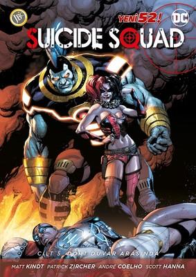 Suicide Squad Cilt 5: Dört Duvar Ar